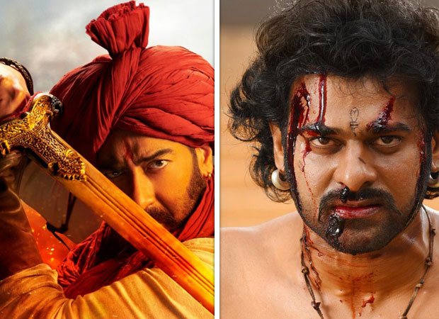 Box Office Tanhaji beats Baahubali 2; becomes the 2nd highest all-time 5th weekend grosser