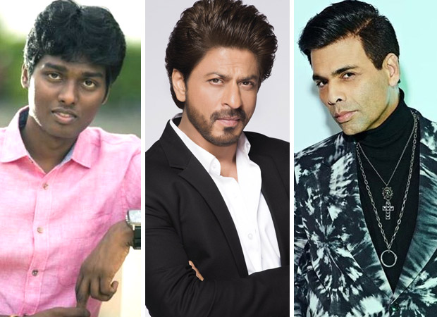 EXCLUSIVE: Atlee-Shah Rukh Khan project is still on; Karan Johar's Dharma Productions gets on-board
