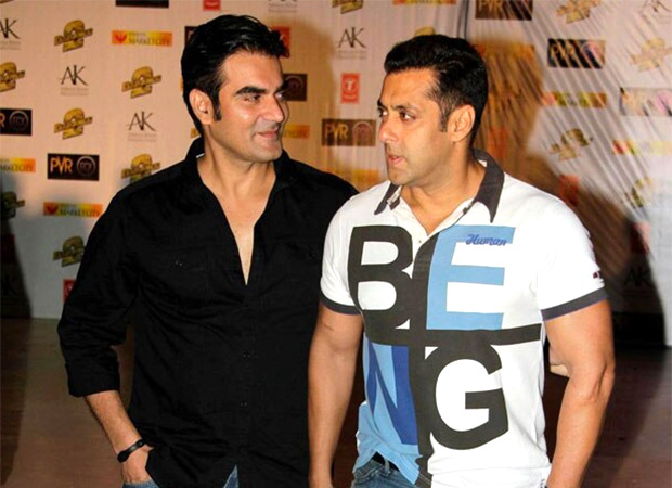 Salman Khan recollects a childhood incident with Arbaaz Khan : Bollywood  News - Bollywood Hungama