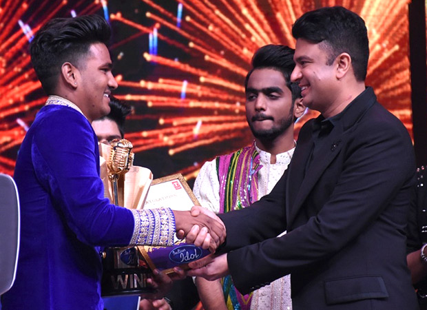 Bhushan Kumar presents Indian Idol 11 winner Sunny Hindustani an opportunity to sing in T-series