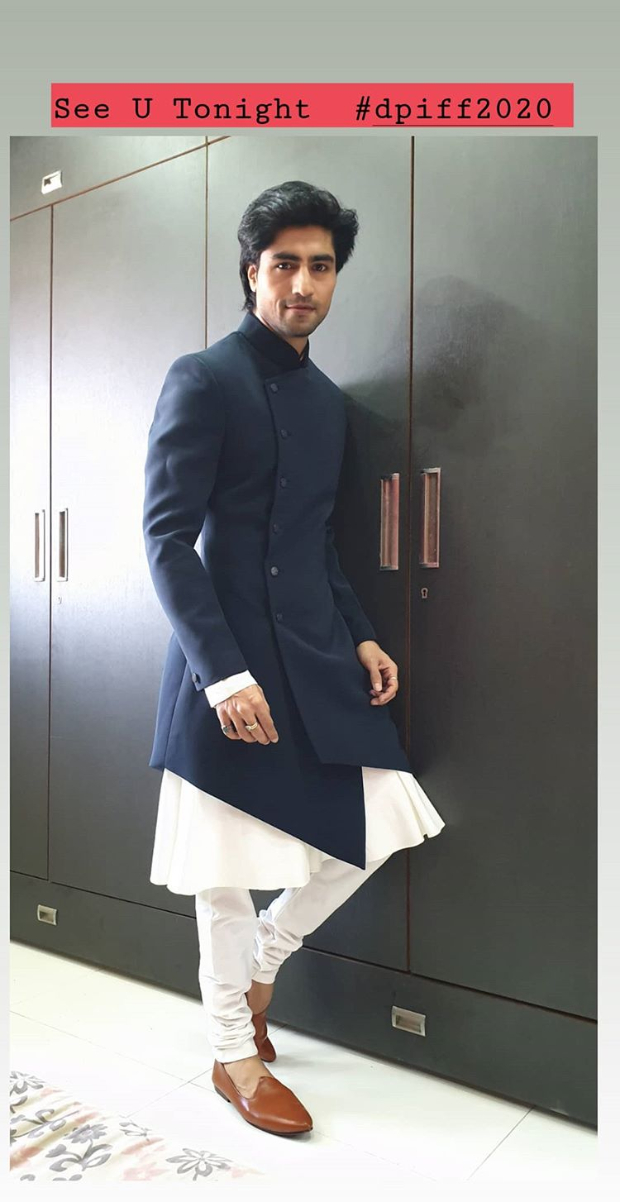 Harshad Chopda is all set to attend the Dadasaheb Phalke Awards 2020 and his look is giving us MAJOR Aditya Hooda feels!
