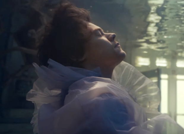 Harry Styles drowns in his feelings in gut-wrenching yet powerful music video of 'Falling' from Fine Line
