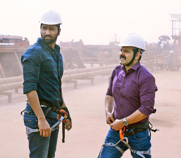 Here's how the team of Vicky Kaushal's Bhoot - The Haunted Ship filmed at Alang - Asia's biggest ship breaking yard