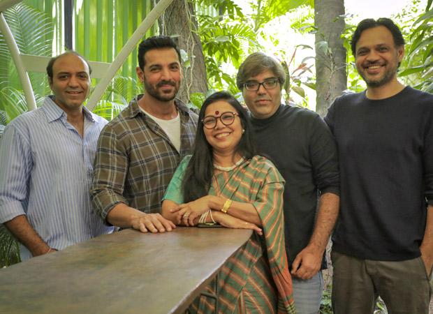 John Abraham's next production venture is on the life of social entrepreneur, Revathi Roy