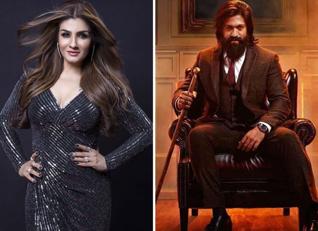 K.G.F – Chapter 2 Raveena Tandon to play a character inspired by Indira Gandhi