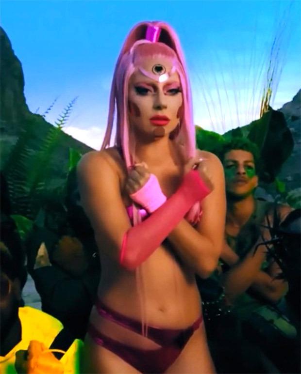 Lady Gaga unveils futuristic 'Stupid Love' music video that seems like a manifesto for liberation