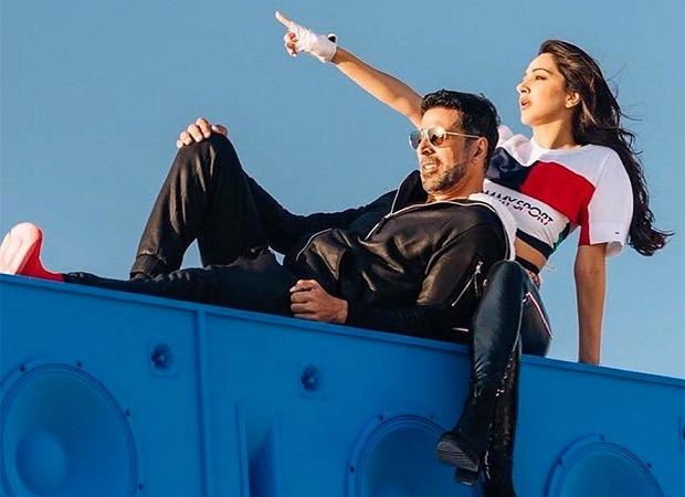 Laxmmi Bomb: Akshay Kumar and Kiara Advani shoot for the climax of their Eid 2020 release