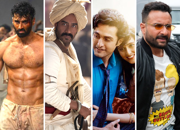 Malang Box Office Collections - Malang holds well, Tanhaji - The Unsung Warrior stays good, Shikara falls, Jawaani Jaaneman is low