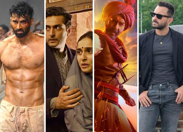 Malang Box Office Collections - Malang surprises, Shikara, Tanhaji - The Unsung Warrior and Jawaani Jaaneman bring in over 1 crore each