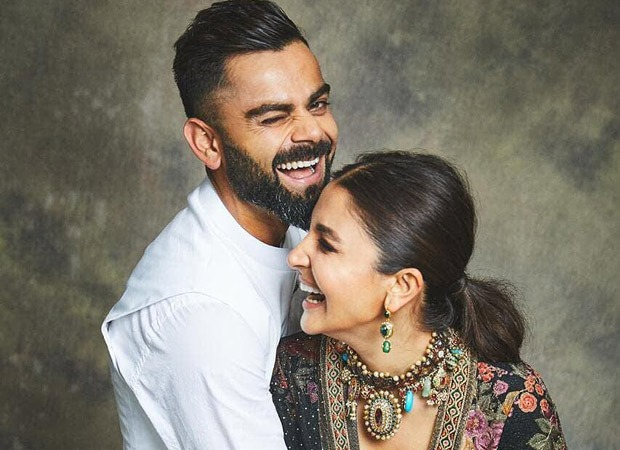 Anushka Sharma turns hairstylist for Virat Kohli, gives him a new look!