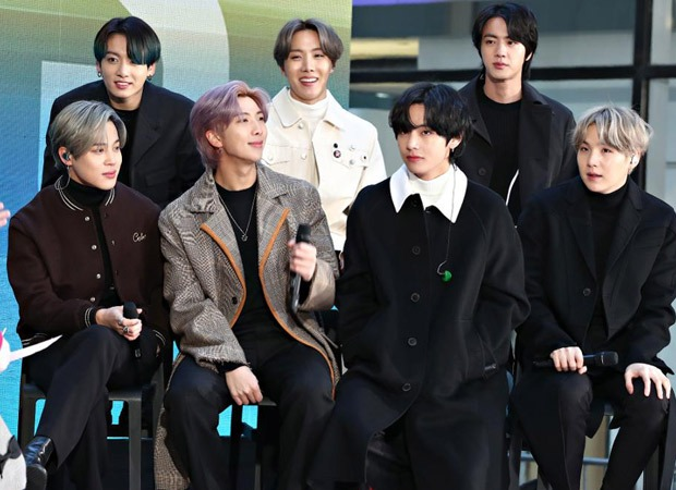 BTS to reschedule Map Of The Soul tour amid coronavirus