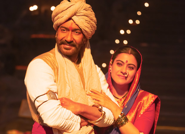 Box Office: Tanhaji is the highest grosser of 2020 at the worldwide box office so far with approx. 367 crores
