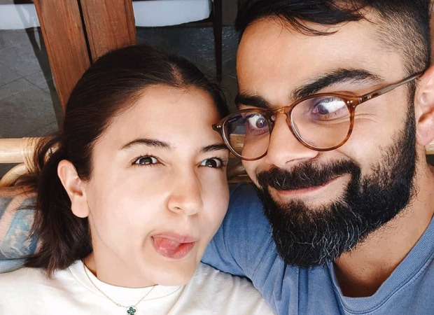 CUTE Virat Kohli and Anushka Sharma get goofy during self-isolation