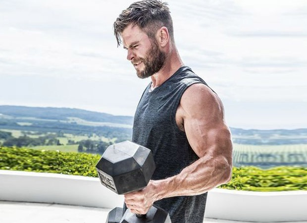 Chris Hemsworth Makes Workout App Available For Free During The Covid 19 Pandemic Bollywood News Bollywood Hungama