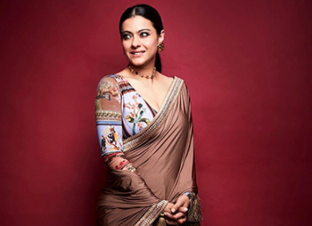 """I have a different kind of attachment to sarees'' reveals Kajol"