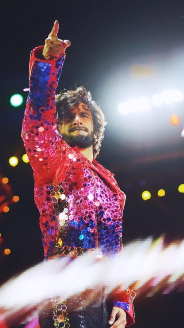 Govinda showers praise on Ranveer Singh, calls him 'superstar' after Zee Cine Awards 2020