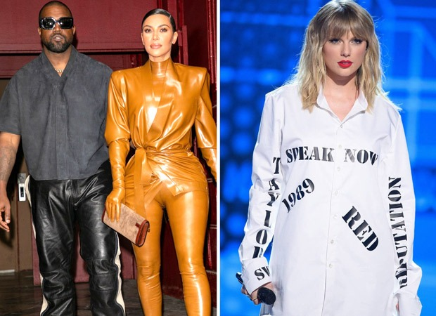 Kim Kardashian Defends Kanye West And Calls Taylor Swift A Liar After Phone Call Leaked Online About Famous Song Bollywood News Bollywood Hungama
