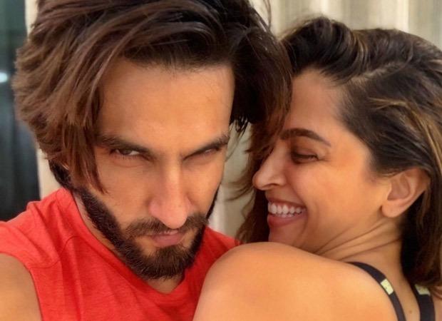 Lovebirds Ranveer Singh and Deepika Padukone turn home gym buddies during self-isolation