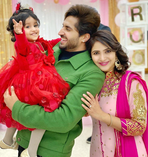 Panga actor Jassie Gill shares first photo with his wife and daughter and it is priceless