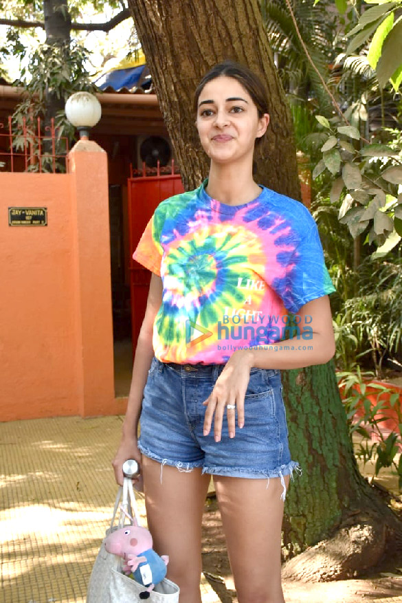 Photos Ananya Panday snapped at a dance class in Versova (3)