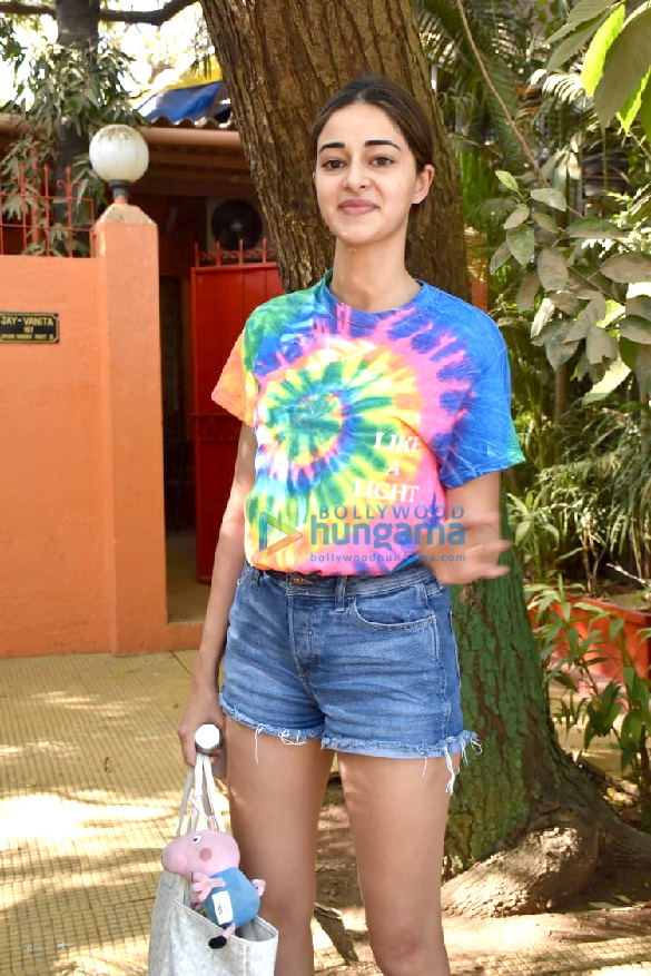 Photos Ananya Panday snapped at a dance class in Versova (6)