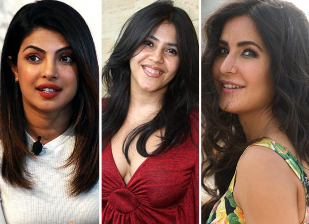 Ekta Kapoor approached Priyanka Chopra and Katrina Kaif for a film on NAAGIN and this is how they responded