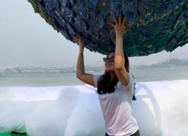 Bhumi Pednekar celebrates initiative in Bhopal to curb plastic pollution