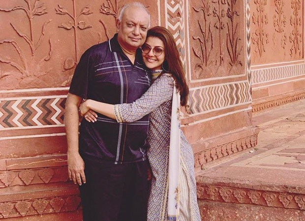 Kajal Aggarwal finds a cardio buddy in her father during quarantine, watch video