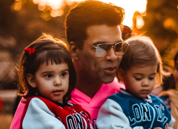 Karan Johar asks his kids if they know about Coronavirus, but all they care about is Peppa Pig