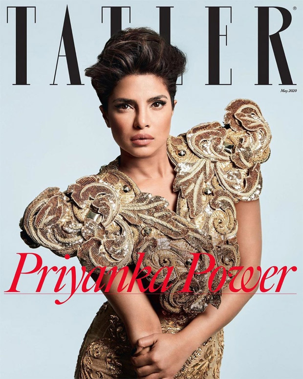 Priyanka Chopra is a sight to behold in old Hollywood glam shoot, opens up on starting a family with Nick Jonas