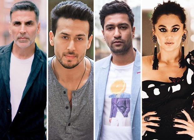 Akshay Kumar, Tiger Shroff, Vicky Kaushal, Taapsee Pannu, Kartik Aaryan and others to feature in a motivational song amid Coronavirus pandemic