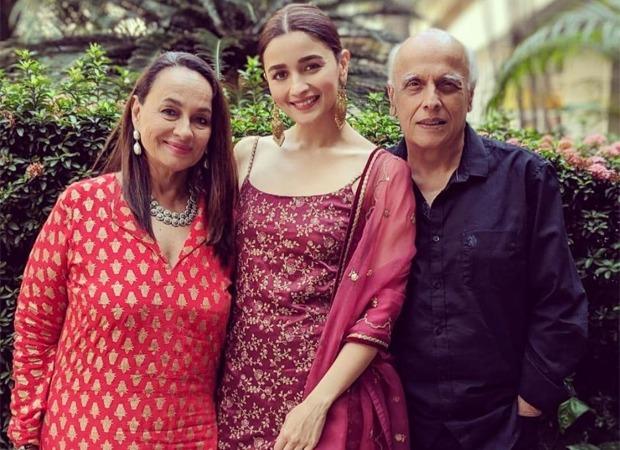 Alia Bhatt visits her parents Mahesh Bhatt and Soni Razdan amid lockdown