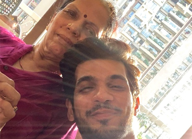 Arjun Bijlani gets teary eyed while talking to his mother, is worried about her health as her residing area has been