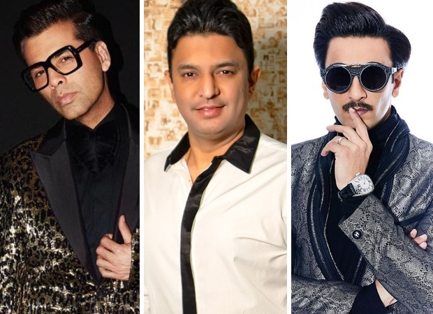 BREAKING: Karan Johar's Dharma Productions and Bhushan Kumar's T-Series come together; strike a mega deal for Ranveer Singh's Takht