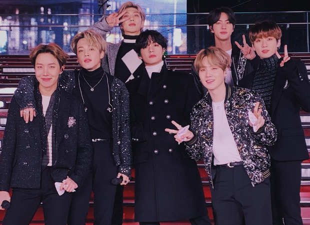 BTS to reschedule Map Of The Soul Tour completely amid Covid-19