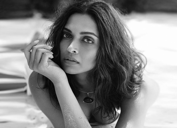 Deepika Padukone shares a throwback picture from her FIRST ever print ad