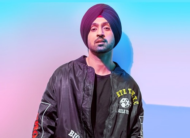 Diljit Dosanjh tells us how to stay positive during the lock-down