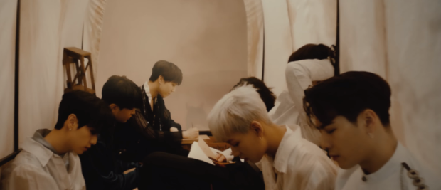 GOT7 drops stunning Shakespeare inspired cinema trailer for comeback album 'Dye', title track 'Not By The Moon' releases on April 20