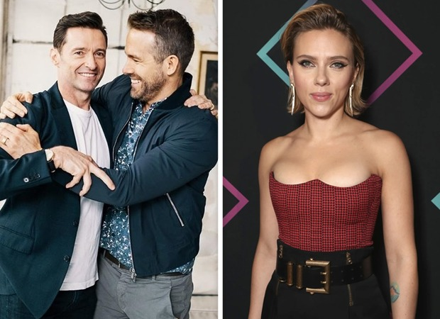 Hugh Jackman Reveals His Famous Feud With Ryan Reynolds Began Because Of Scarlett Johansson Bollywood News Bollywood Hungama