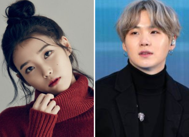 IU and Suga of BTS team up for an upcoming single releasing on May
