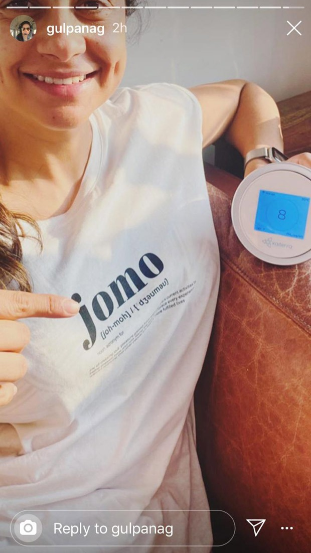 The boss ladies of Bollywood absolutely love sporting the JOMO tshirt