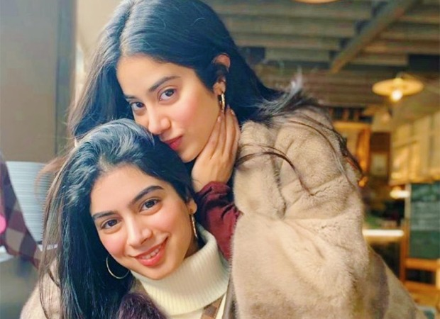 Janhvi Kapoor bakes a special carrot cake for Khushi Kapoor, her reaction is priceless!