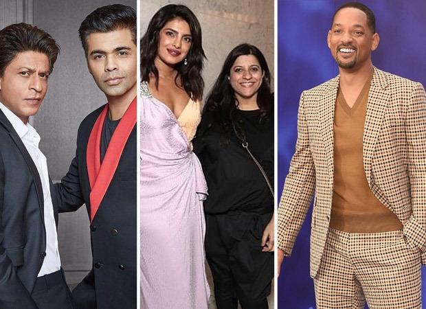 Karan Johar and Zoya Akhtar to organize a fundraiser, Shah Rukh Khan, Ranveer Singh, Priyanka Chopra, Will Smith, Jonas Brothers, Bryan Adams to be a