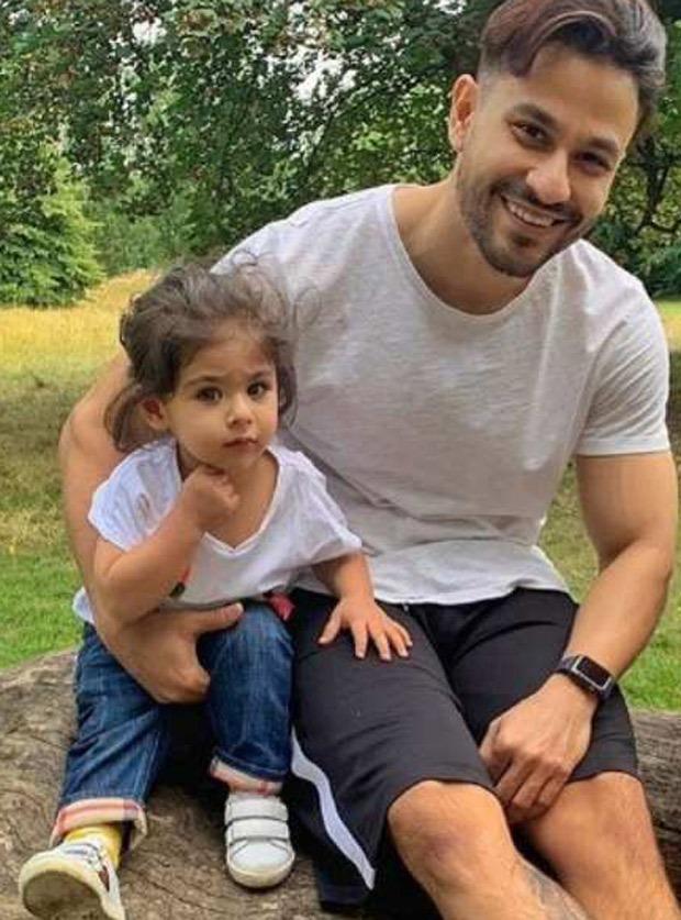 Kunal Kemmu is spending his self-quarantine time with his daughter Inaaya