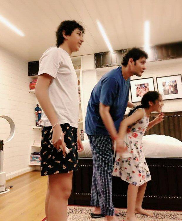 Lockdown has been good for all the right reasons - Mahesh Babu