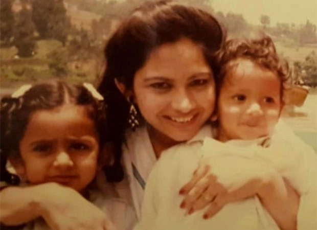 Rakul Preet Singh wishes her younger brother with throwback pictures on his birthday