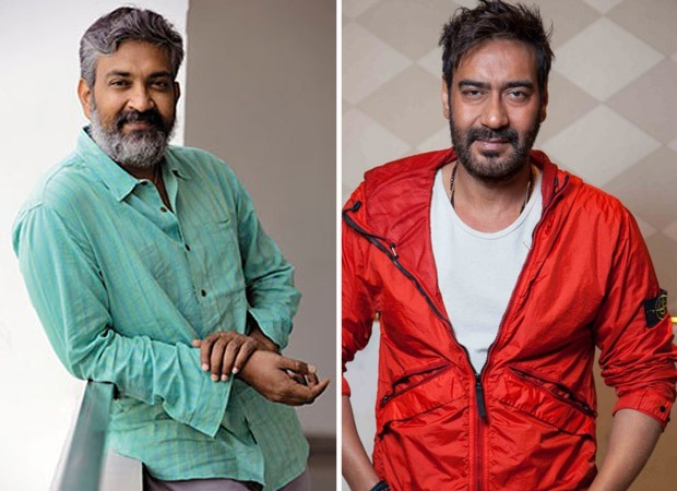 SS Rajamouli on signing Ajay Devgn for