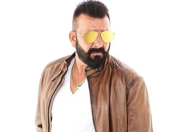 Sanjay Dutt continues to work out at home to stay in shape for his upcoming movies!