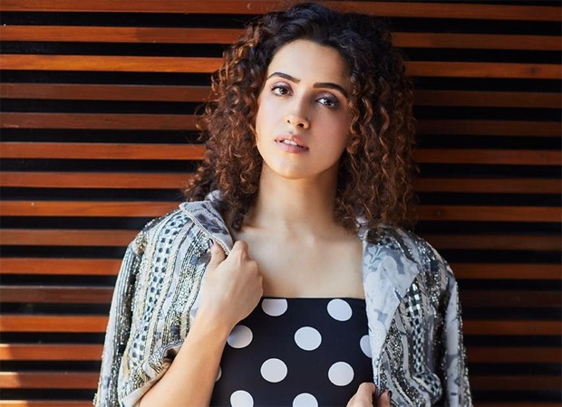 Sanya Malhotra has created a foothold for herself in the industry with her hard