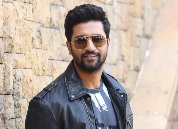 Vicky Kaushal shares a photo of an eagle chilling outside his window